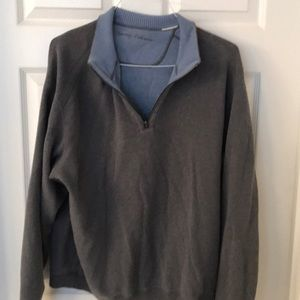 Tommy Bahama XL pullover reversible